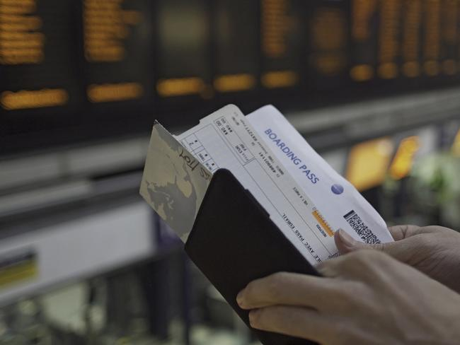 "2. BE PREPARED BEFORE YOU BOARD Have your boarding pass and passport, if required, ready and don't be late. As Elin Hildebrand said ""to be early is to be on time, to be on time is to be late, to be late is to be forgotten"". No plane at a major airport these days waits for you."