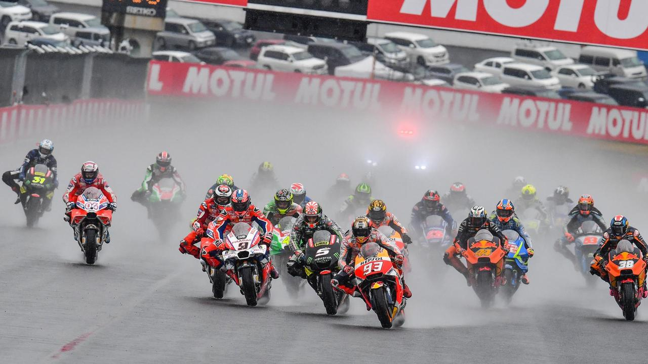 The 2018 MotoGP Motul Grand Prix of Japan is LIVE and AD-BREAK FREE all weekend on FOX SPORTS.