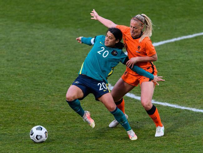 Matildas mauled again as Aussie golden girls sink to sad low