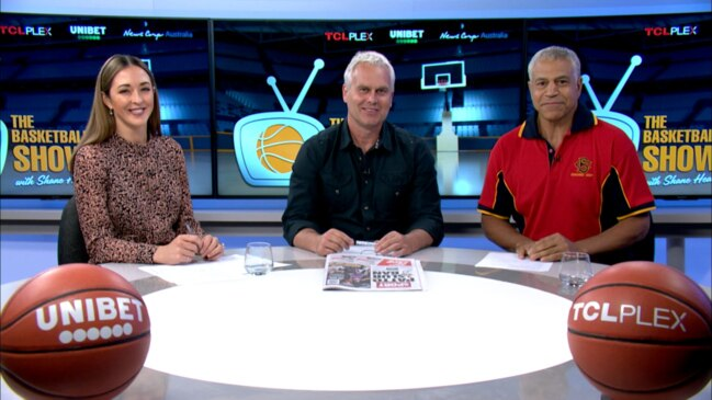 The Basketball Show | NBL Round 8