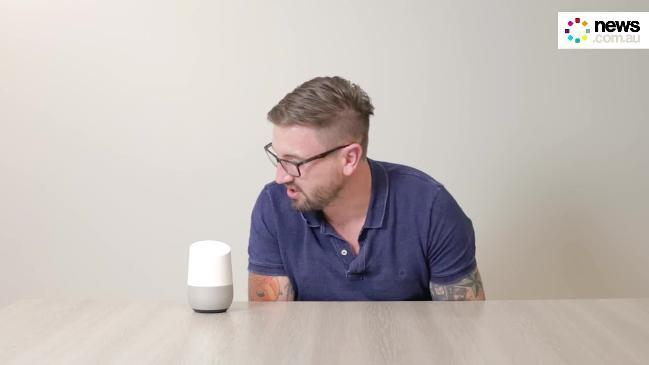 How Aussie is Google Home?
