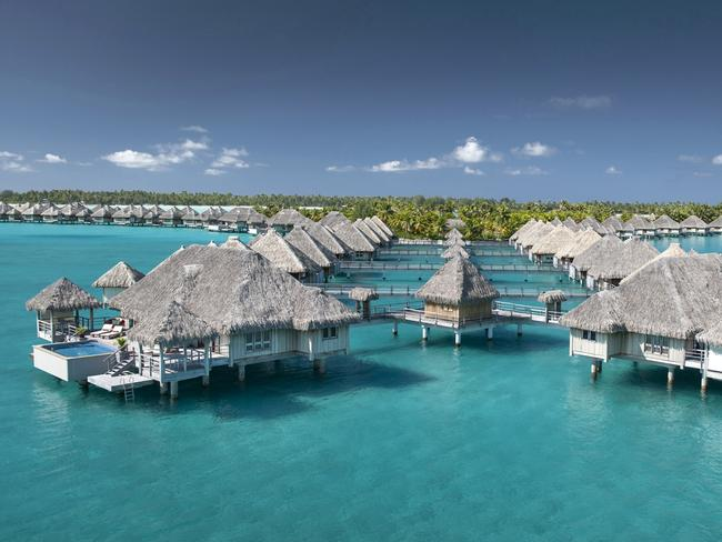 "TAHITI, 5-DAY PACKAGE, $3999 Experience five-star luxury in an Overwater Villa at St Regis Bora Bora in Tahiti for four nights and save more than $1780 a person when you pay from $3999 a person. The price includes an internal flight from Papeete to Bora Bora, return airport transfers, breakfast daily, Wi-Fi and more. Offer is on sale until June 30, 2019 and for travel from January 16 to March 31, 2020. Compulsory city tax must be paid direct at check-out. pH 1800 800 722 and quote ""203086"", spacificatravel.com"