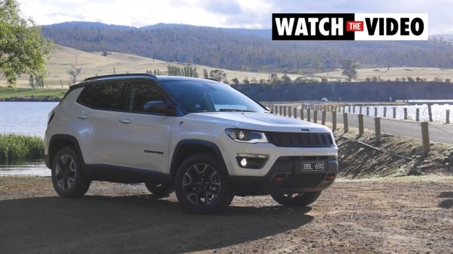 Carsales 2020 Jeep Compass Trailhawk review