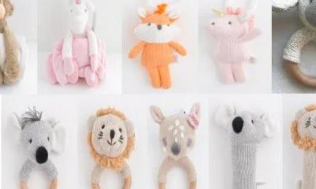 Urgent recall on Kaisercraft baby accessories