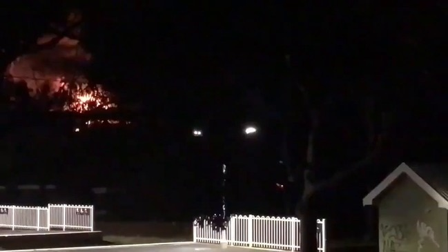 Explosions Heard 'Streets Away' as Fire Breaks Out at Sydney Motorcycle Shop