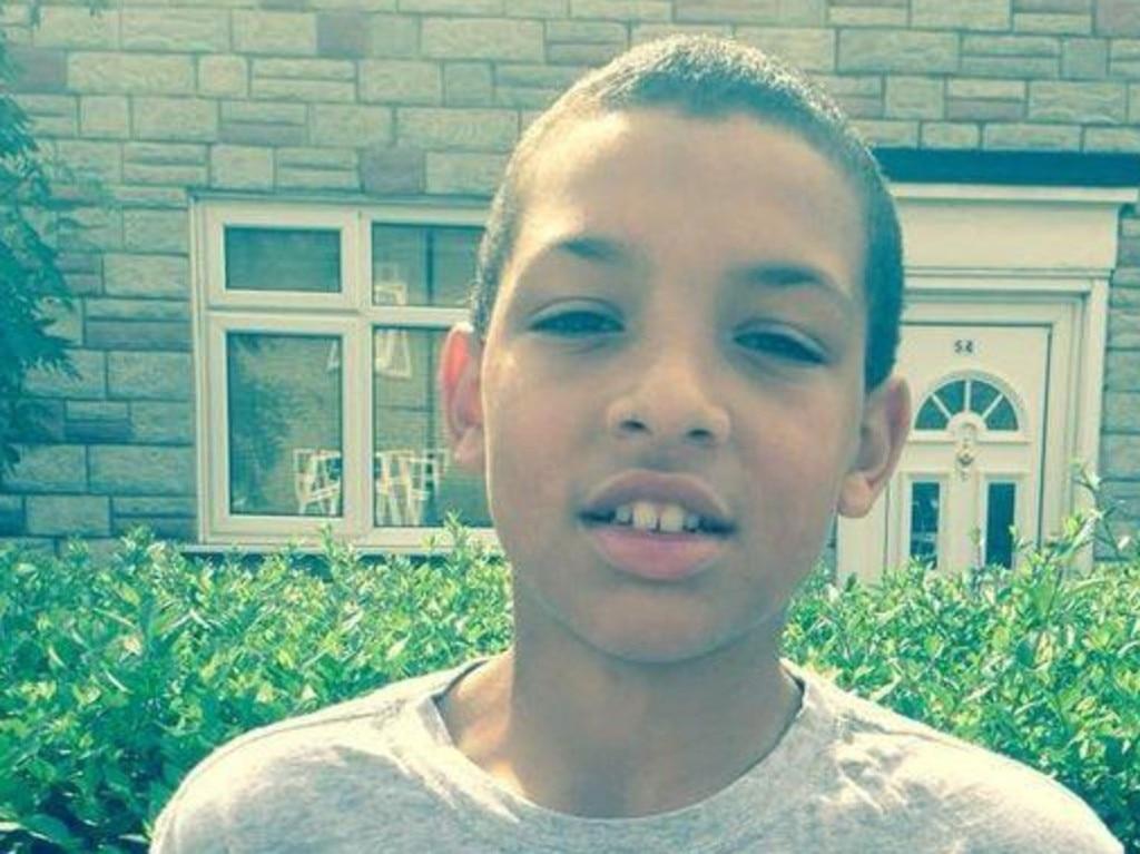 Murder victim Jay Hughes was only 15.