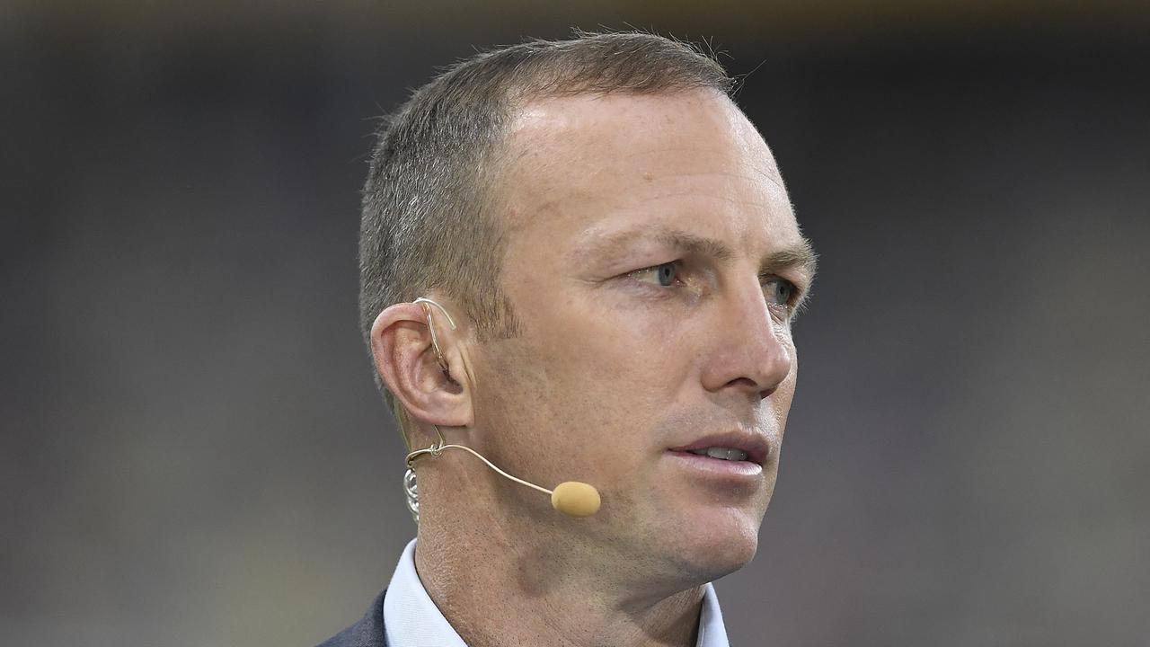 Darren Lockyer wasn't sugar-coating the club's current situation. (Photo by Ian Hitchcock/Getty Images)