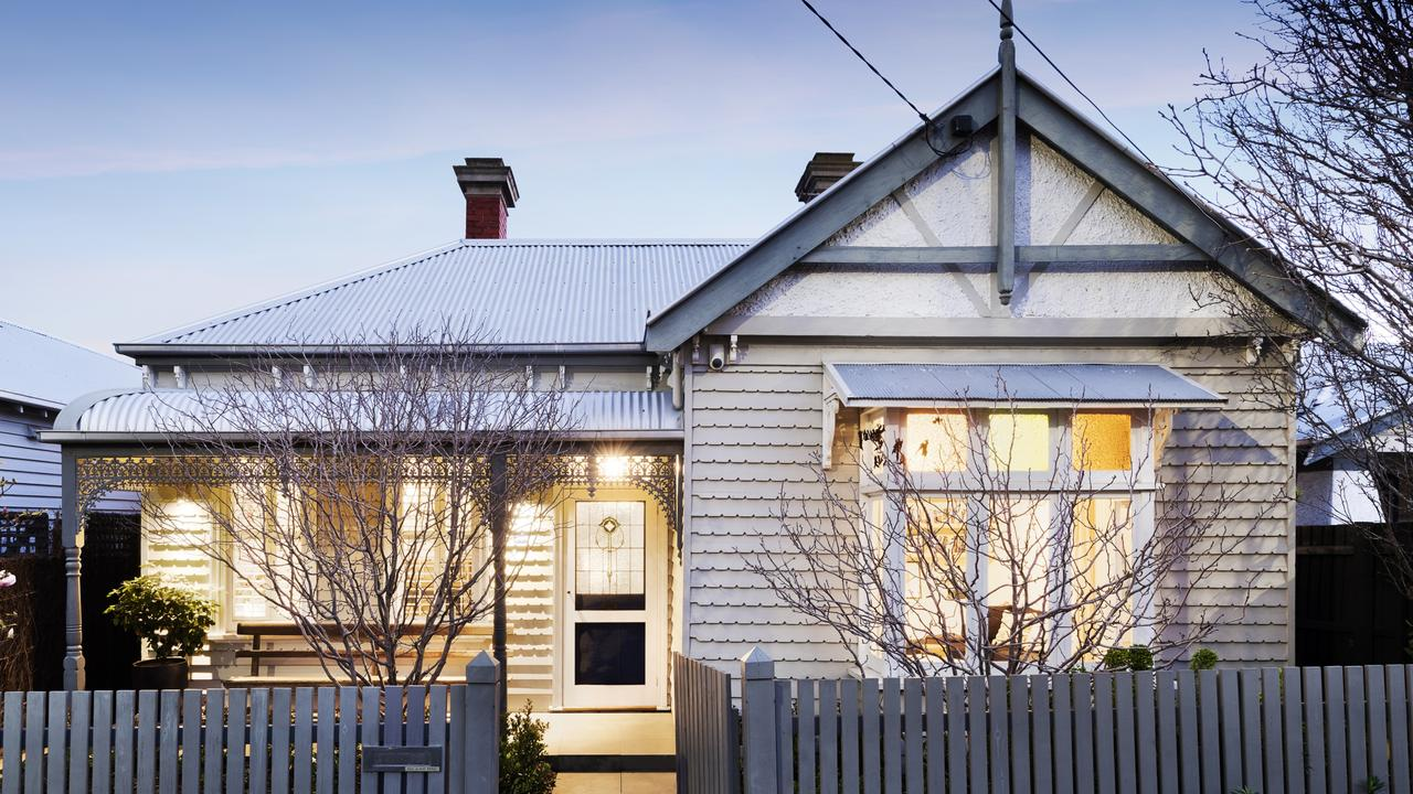 266 Clarke St recently soared more than $400,000 past reserve to fetch $3.03 million in Northcote, in property hot spot Darebin.