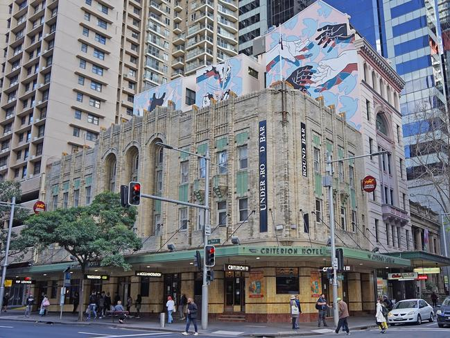 4. CITY BOLTHOLE: The Criterion Hotel At the heart of Sydney's CBD and with the city's best shops, entertainment and attractions on its doorstep the Criterion reopened in January 2020 after a major renovation. Whether you're in town for business or leisure, it's an unbeatable city base.