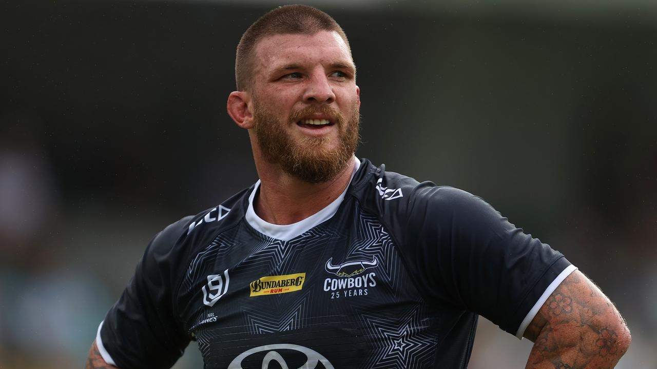 Josh McGuire injured his knee in the Nines. (Photo by Paul Kane/Getty Images)