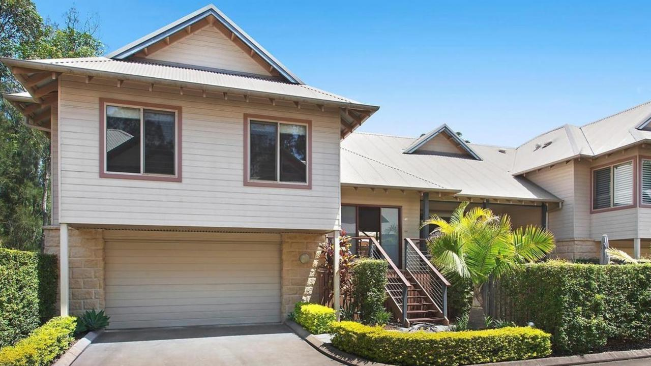 The Terrigal property.