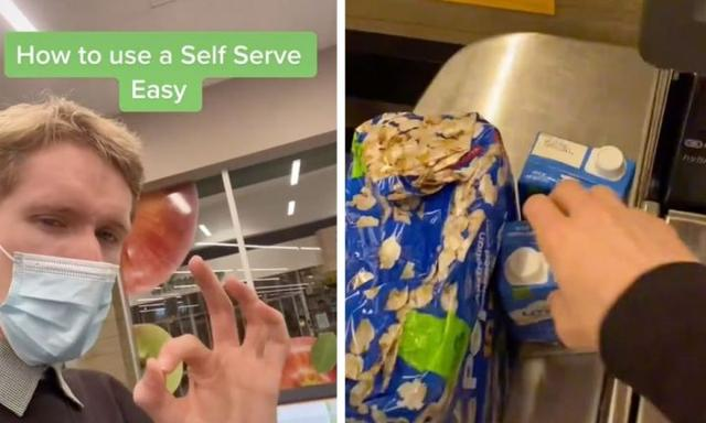 Woolworths checkout hack