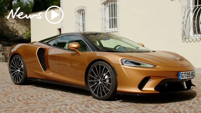 Driven: McLaren's new grand tourer