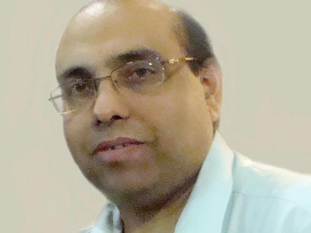 Australian citizen Sunil Khanna died from COVID-19 in India. Picture: Supplied via NCA NewsWire