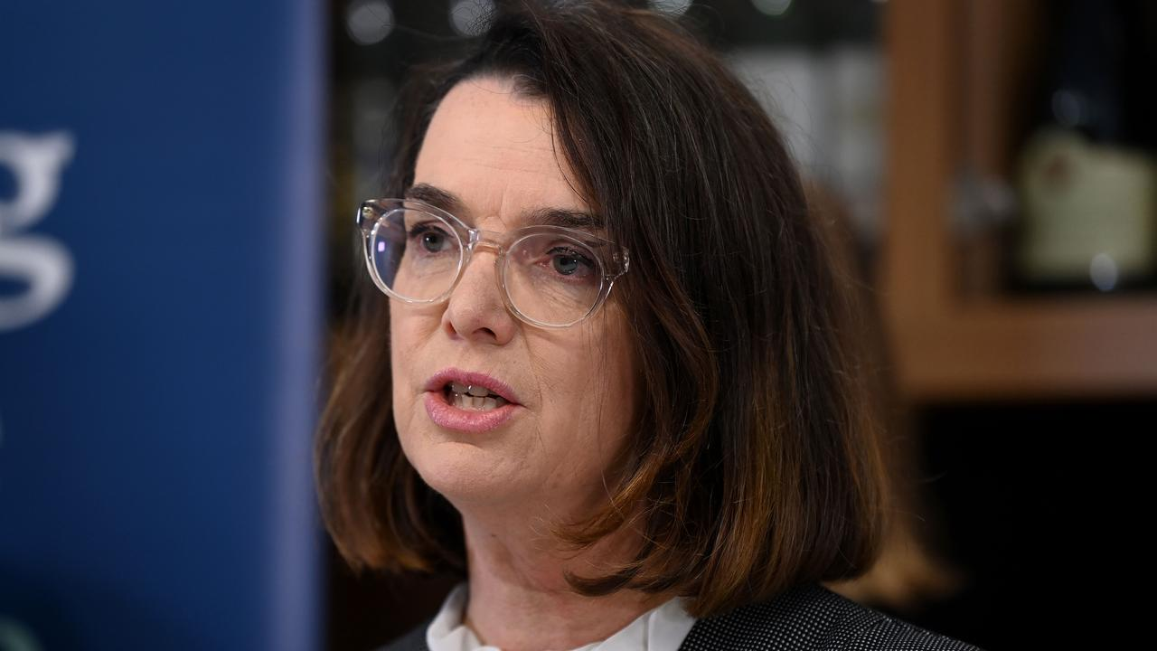 """Families and social services minister Anne Ruston said the measure would allow Australians to have a """"safe punt"""". Picture: NCA NewsWire/Bianca De Marchi"""