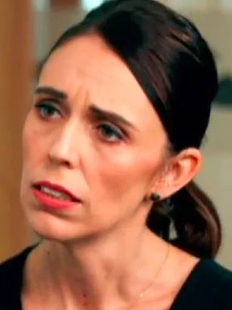 Ms Ardern invited Aly to NZ.
