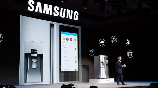 Smart home tech from CES Samsung Introduces an Entirely New Category in Refrigeration as Part of Kitchen Appliance Lineup at 2016 CES