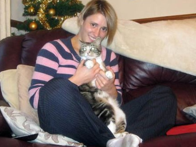 Rebecca Coriam went missing in 2011 from a Disney cruise ship. Picture: Facebook