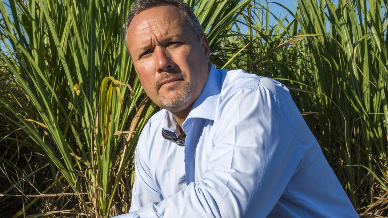 Mirani MP Stephen Andrew has been banned from bringing guest to parliament for six months. Photo: Daryl Wright