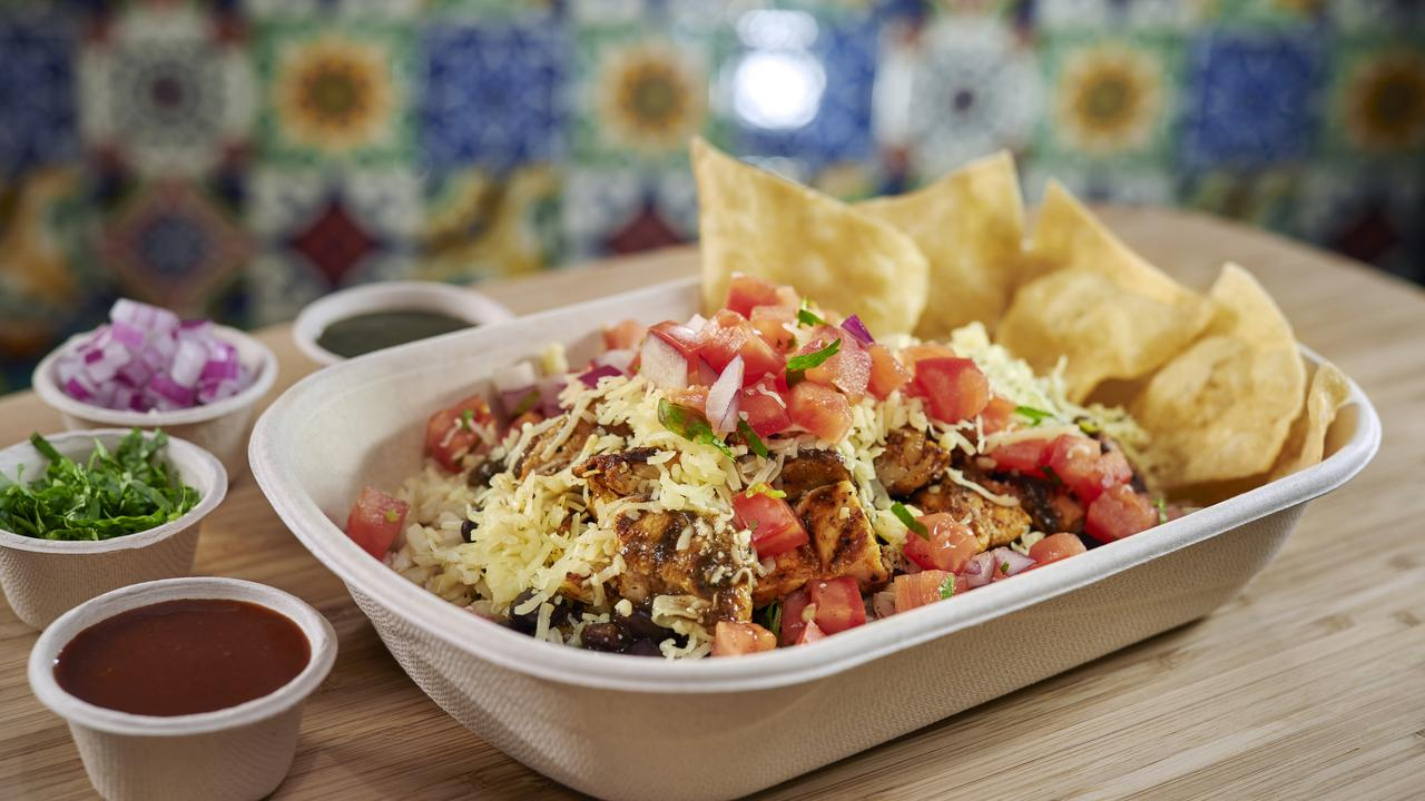 Guzman y Gomez slashed the price of burritos and bowls during lockdowns across all stores. Picture: Supplied by Guzman y Gomez© via NCA NewsWire