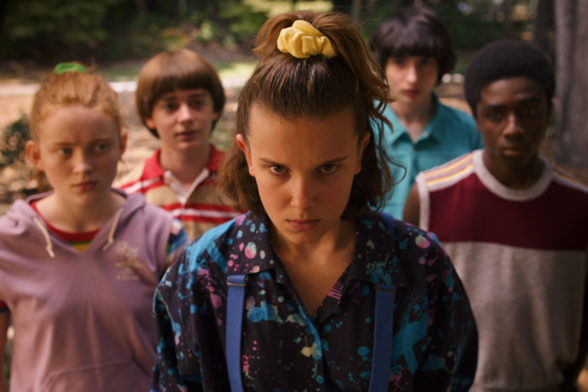 Eleven's hair scrunchie is the unsung star of Stranger Things season 3