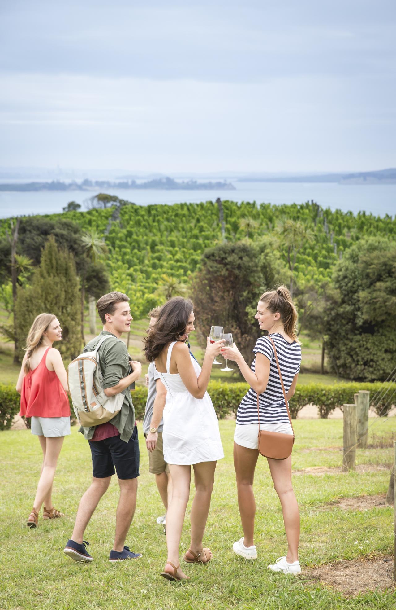 ESCAPE: North Island, Melanie Burgess - Mudbrick Vineyard, Waiheke Island, Auckland. Picture: Miles Holden