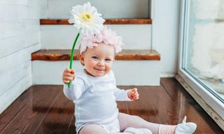 Perfect name ideas for your spring baby