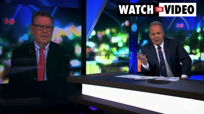 Steve Price and Peter Helliar's Project clash