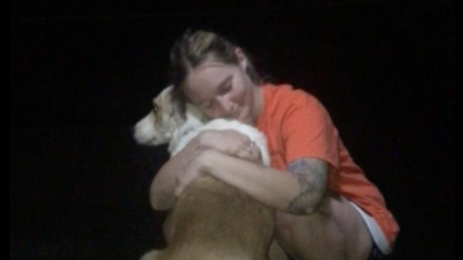 Dog Trained to Give Hugs on Command Will Warm Your Heart