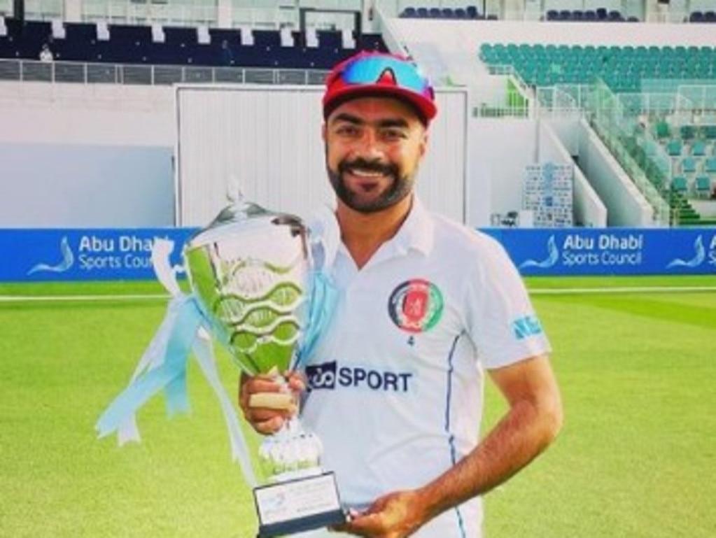 Rashid Khan has impressed in Tests as well.