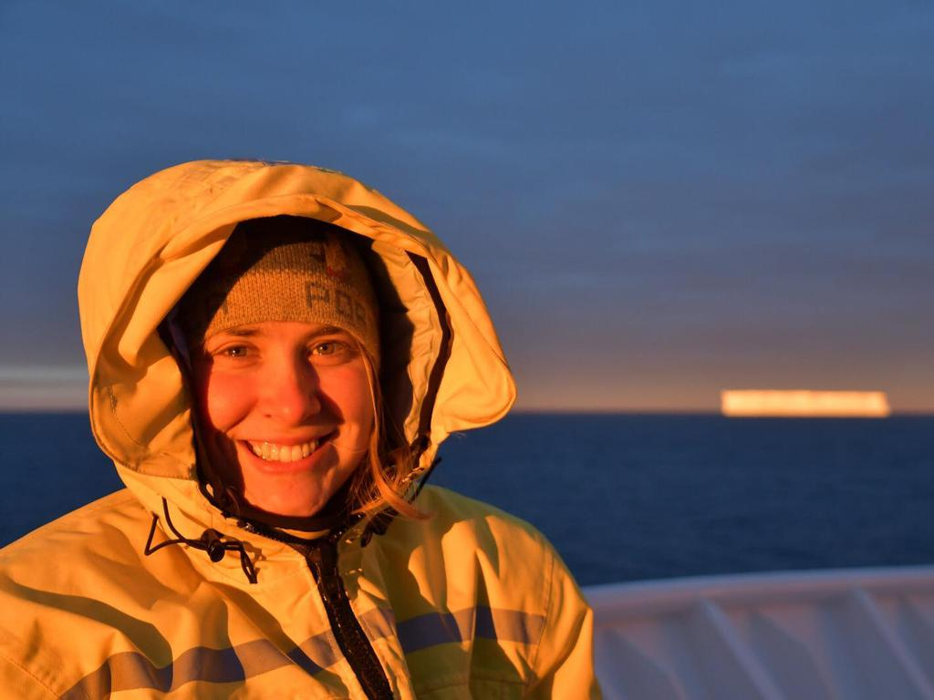 IMAS research fellow Madeleine Brasier. Pic supplied