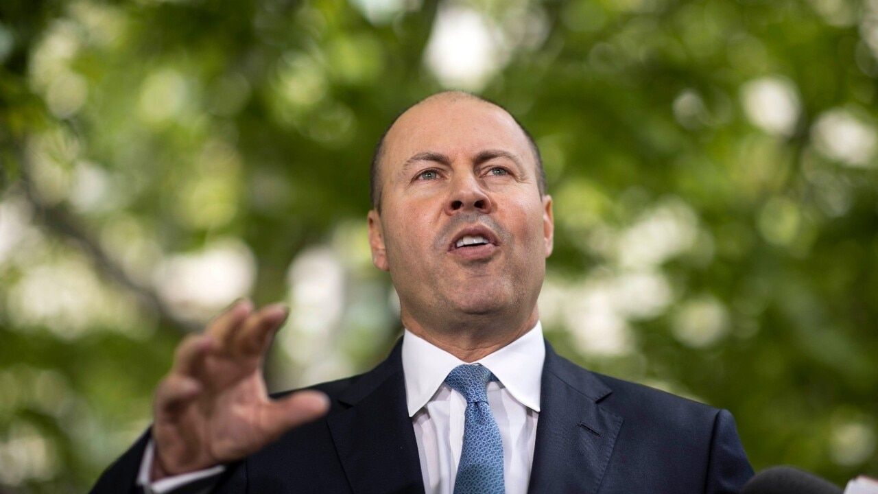 Media bargaining code is a 'big win' for government and Treasurer Josh Frydenberg