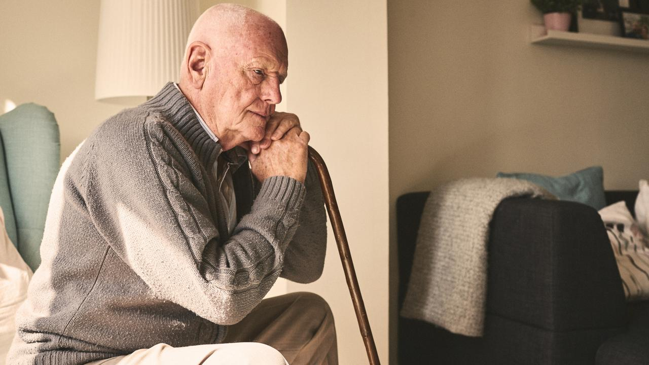 Visitations to aged care homes will be limited totwo people at one time.