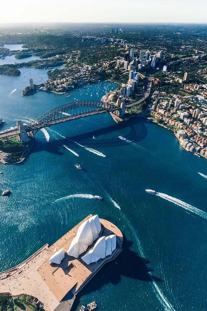 6 Sydney Harbour Bridge designs that didn't make the final cut