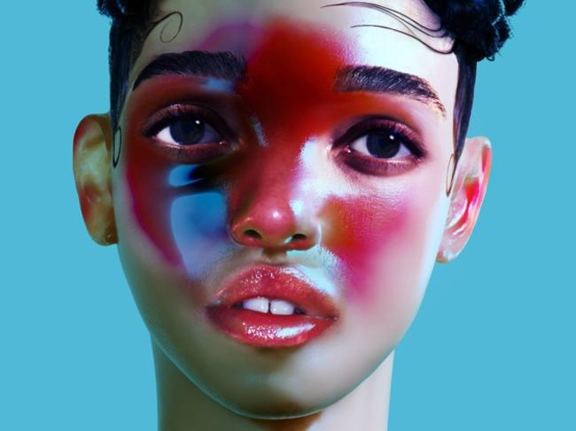 """""""Autralia TBC"""" ... the star has hinted at an appearance at The Laneway Festival. Picture: Supplied<b>REVIEW - LP1 </b><b>FKA TWIGS [XL/REMOTE CONTROL]</b><b>****</b>Just like Our Courtney, Tahliah Barnett has an original vision and the blogosphere is picking up what she's putting down. FKA Twigs' debut album basically scalps you, scoops out the grey matter and replaces it with violet-hued angel dust. <i>Preface</i> smudges up your face with East London grease, <i>Lights On</i> is about mistrust in the bedroom, <i>Two Weeks </i>is stutter trap and the dilapidated arrangements are taped together with lust and regret. Throughout LP1 the former video dancer puts her heels into suitors' chests (see: <i>Numbers</i>), twisting until it bleeds. Twigs chooses mood over charisma but this is just an artist's way of keeping us at (ch)arm's distance. Listen at your own peril. <b>SOUNDS LIKE:</b> Purity Ring kidnapping Janet Jackson <b>IN A WORD: </b>deceitful<b>Hear:<i> LP1</i> (XL/REMOTE CONTROL) out today.</b><b>See: Laneway Festival, Jan-Feb 2015. <a href=""""http://www.lanewayfestival.com"""">lanewayfestival.com</a></b>"""