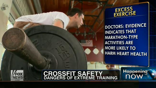 New questions about the safety of CrossFit