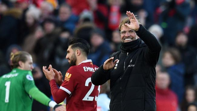 Liverpool's German manager Jurgen Klopp has money to spend.