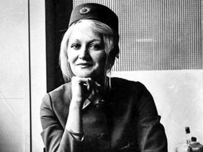 Vesna Vulovic has the Guinness record for surviving the biggest free fall without a parachute. Picture: Supplied