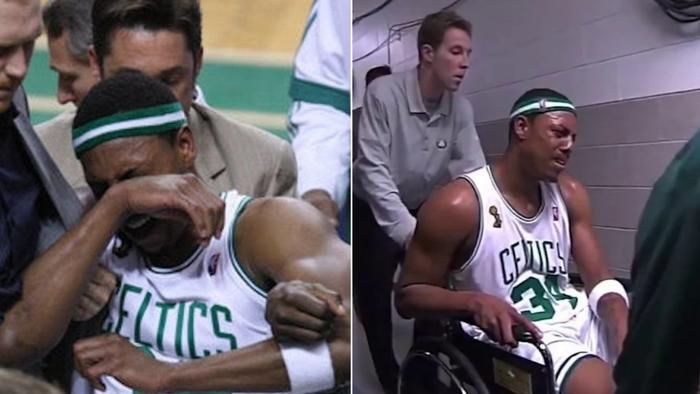 Paul Pierce just admitted it, didn't he?