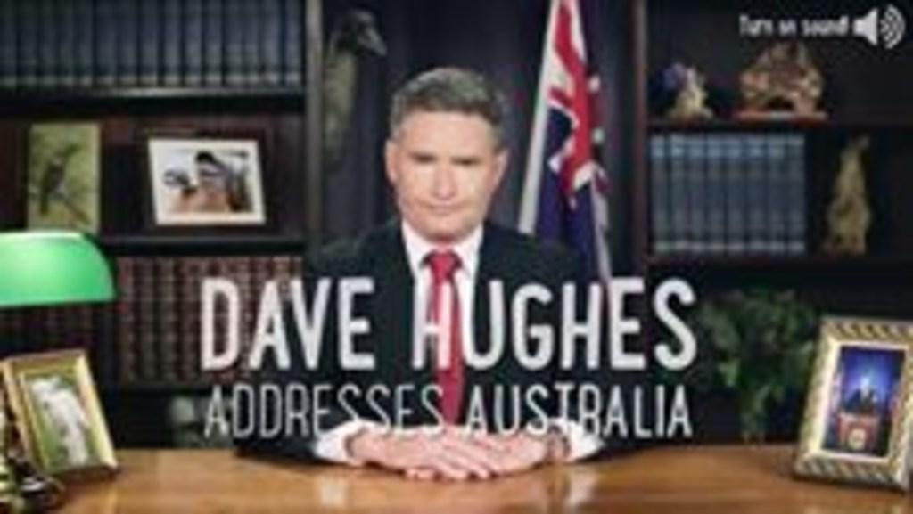 AUSTRALIA: Dave Hughes Defends Vegans Following Australia Day Lamb Ad January 12