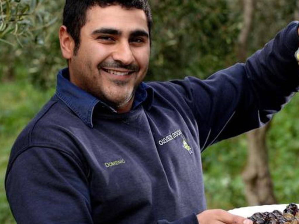 Domenico Catanzariti Adelaide olive grower.Image: Adelaide Advertiser
