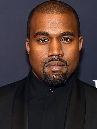 Kanye's strange new website