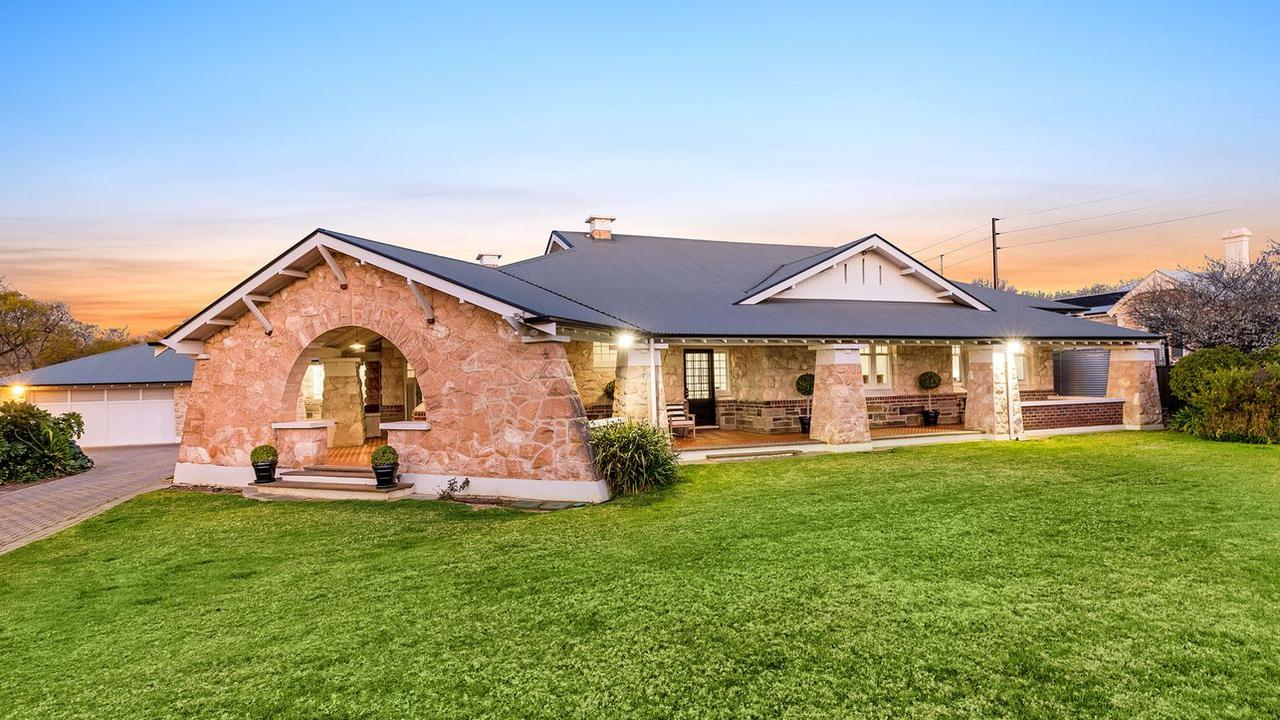 Just weeks after announcing their split, the pair have listed their family home for sale. Picture: realestate.com.au