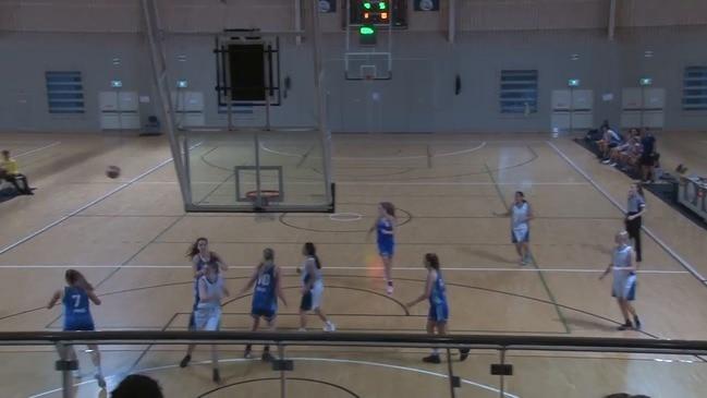 Champion Basketball Schools Queensland game replay: Girls semi's - SMMC v SSHS