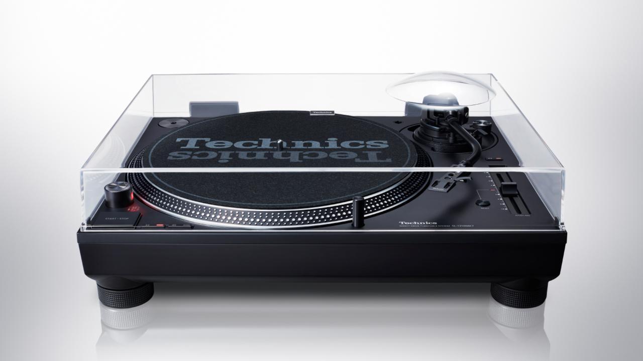 The iconic SL1200 DJ turntable lives on.