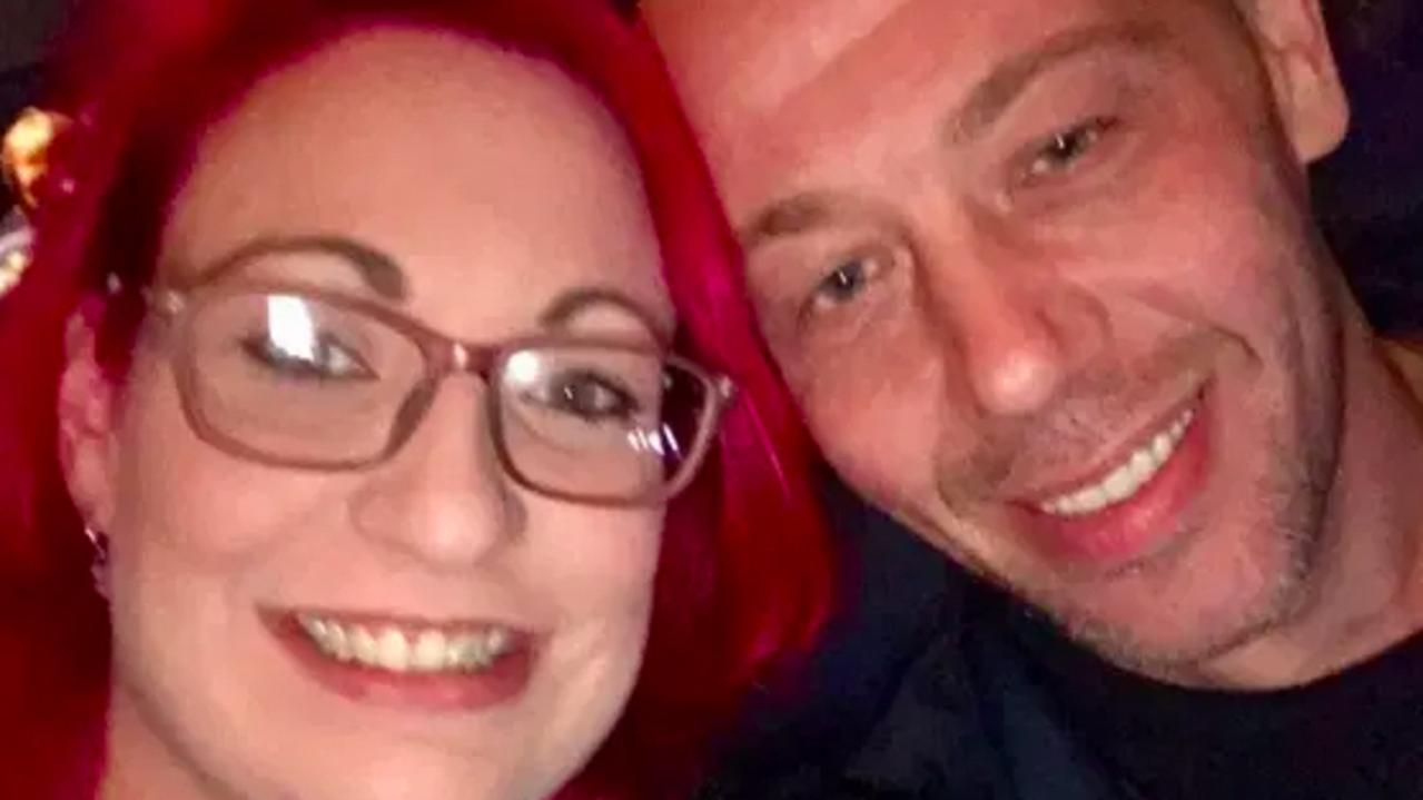 Angharad and Jay had recently got engaged. Picture: Supplied