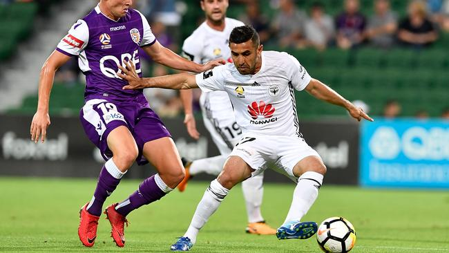 Injuries cruelled Wellington in their loss to Perth