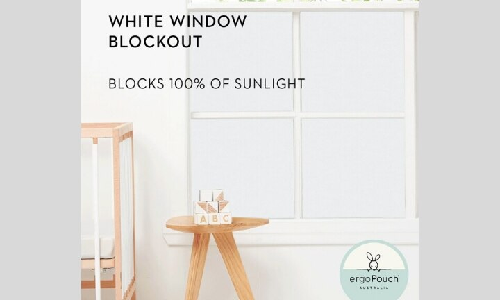 <b>WINDOW BLOCKOUT.</b>  Give the gift of sleep to the new baby and their family this year with these reusable static-cling window block out blinds. They're white on both sides so they will both block out light, and also reflect light away from your windows to help regulate the temperature within the room. Price: $44.95.
