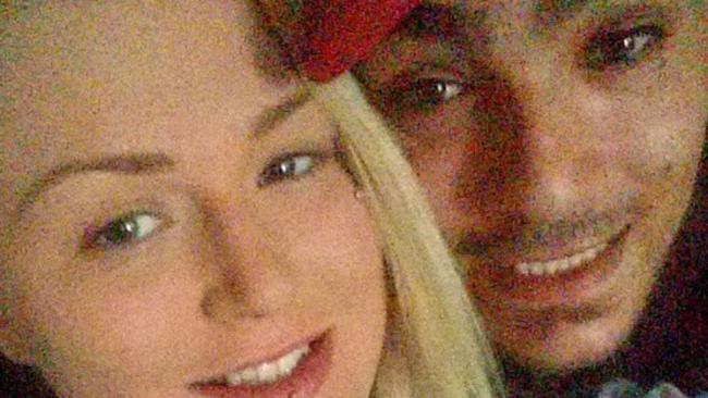 Monique Hayes, 23 and her husband Fady Houda, 22, are both charged with attempting to murder Dean Yarnton.