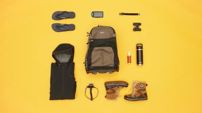 Ten things to take camping in summer.